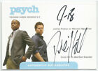 2013 Cryptozoic Psych Seasons 1-4 Autographs Don't Mess with Your Head 21
