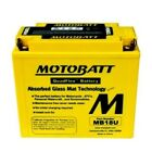 New MotoBatt Battery Fits Moto Morini 3-1/2 Sport, 500, 501 Excalibur / New York