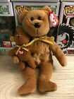 TY 2005 SIGNATURE BEAR BEANIE BABY - NEW with TAGS - Retired