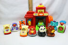 Vtech Go Go Smart Wheels VEHICLES Lot 11 Cars Animals Trains Tested Working