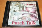 1-FOUR-5 Porch Talk CD Hard Rock INDIE from North Carolina ATHEN RYE RARE oop MR
