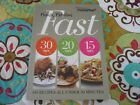 Weight Watchers Fresh Fabulous Fast Cookbook Points Plus Paperback