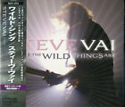 STEVE VAI-WHERE THE WILD THINGS ARE-JAPAN CD F30