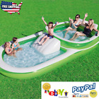 Bestway H2OGO Family Pool With Slide 147 x 74 x 27