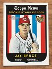 Jay Bruce Cards, Rookie Cards and Autographed Memorabilia Guide 22
