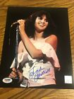 Autographed Linda Ronstadt 8x10 photo PSA sticker only track online signed