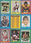 1973-74 Topps Hockey Cards 10