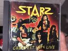 Starz - Greatest Hits Live - As New - Audio CD
