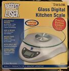 NEW Taylor 3831BL Biggest Loser Kitchen Scale 660 lb 3 kg Maximum Weight