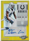 DEON CAIN 2018 PANINI CONTENDERS OPTIC RC GOLD AUTOGRAPH SP AUTO #02 10 $200+