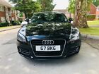 LARGER PHOTOS: AUDI TT 2012 BLACK 62,000 MILES 2 OWNERS