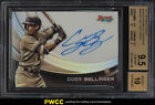 2017 Bowman's Best Cody Bellinger ROOKIE RC AUTO JERSEY 035 100 BGS 9.5 (PWCC)
