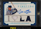 2017 National Treasures Timeline Prime Cody Bellinger RC AUTO PATCH 1 1 (PWCC)