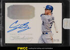 2017 Panini Flawless Debut Cody Bellinger AUTO 25 #FDS-CB (PWCC)