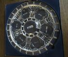 Vintage Judaica Rosenthal crystal 12 Passover Seder tray plate Germany in Box