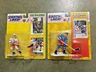 Starting Lineup lot of 2 different vintage Mark Messier figures! FREE shipping!