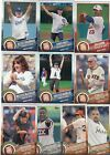 2015 Topps Baseball First Pitch Gallery 50