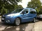 Peugeot Partner 16HDi Tepee S WHEELCHAIR ACCESS DISABLED MOBILITY CAR FSH