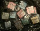 Tim Holtz Distress Oxide Ink Pads Brand New 3x3 Ink Pads Lot of 70