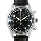 IWC 3717 Pilot Chronograph IW3717 Day Date Chronograph Swiss Automatic IW371701
