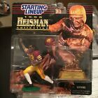 F50 1998 MARCUS ALLEN USC HEISMAN Starting Line Up NIB FREE SHIPPING