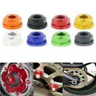 For Suzuki 2008-2016 GSR400 2017 Motorcycle Rear Wheel Sprocket Nuts Nut Set