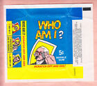 1967 Topps Who Am I? Trading Cards 10
