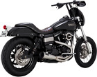 Vance  Hines Stainless Steel Upsweep Exhaust for 91 17 Harley Dyna FXDL FXDB