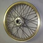 1976 GL1000 GL 1000 LTD Gold Front Rim Wheel