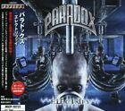 PARADOX-ELECTRIFY-JAPAN CD F75