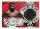 2018 Topps UFC Knockout MMA Cards 16