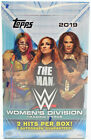 2019 Topps WWE Women's Division Wrestling Hobby Box New Sealed