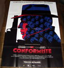 THE CONFORMiST Bernardo Bertolucci Jean Louis Trintignant LARGE French POSTER
