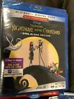 SALE BN The Nightmare Before Christmas BluRay  Case ONLY Disney Classic Jack