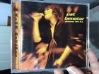 PAT BENATAR - GREATEST HITS LIVE . King Biscuit - Collectors Edition