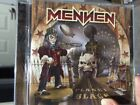 MENNEN - PLANET BLACK  CD + DVD  HARD & HEAVY / METAL  EXCELLENT CONDITION!