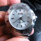 NEW SWISS MOVEMENT SECTOR 540 SAPPHIRE CRYSTAL 100M   QUARTZ MEN WATCH