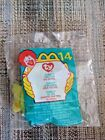 Coral The Fish #14 TY Beanie Babies 2000 McDonalds Happy Meal Toy Unopened NEW