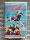 Bedknobs and Broomsticks Disney Classic Movie Vintage VHS016 original Clamshell
