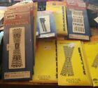 N Scale Atlas track assortment all NOS Bumpers crossings FREE SHIPPING
