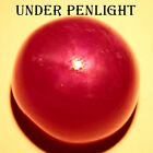 1683 CT NATURAL PINK MADAGASCAR 6RAYS STAR RUBY GLASS FILLED OVAL CABOCHON