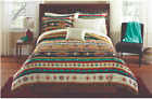 Comforter Bedding Set Bed in a Bag Native American Tribal Southwest 6 Pc Queen