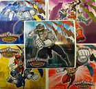20 Power Rangers Dino Charge Stickers Party Favors Teacher Supply