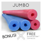 4 Pack Oodles Monster 55 Inch x 35 Inch Jumbo Swimming Pool Noodle Foam