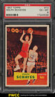 1957 Topps Basketball Dolph Schayes ROOKIE RC #13 PSA 6 EXMT (PWCC)