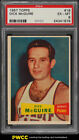 1957 Topps Basketball Dick McGuire ROOKIE RC #16 PSA 6 EXMT (PWCC)