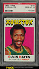 1971 Topps Basketball Elvin Hayes #120 PSA 10 GEM MINT (PWCC)