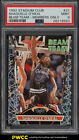 1992 Stadium Club Beam Team Members Only Shaquille O'Neal ROOKIE RC PSA 9 (PWCC)