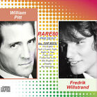 William Pitt, Fredrik Willstrand ‎– RARE80 Present  CD