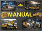 Caterpillar D8R II TRACK-TYPE TRACTOR 6YZ Service And Repair Manual
